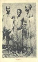 afr100214 - Busogas African Life Postcard Post Card
