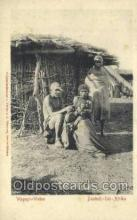 afr100224 - Wagogo Weiber African Life Postcard Post Card