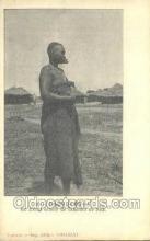 afr100225 - Femme du Bornou African Life Postcard Post Card