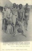 afr100229 - Doruma Uele African Life Postcard Post Card