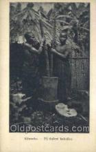 afr100230 - Kiboscho African Life Postcard Post Card
