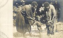 afr100243 - African Life Postcard Post Card
