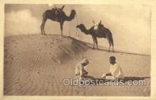afr100255 - African Life Postcard Post Card