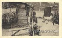 afr100264 - Gabon African Life Postcard Post Card