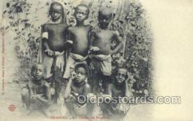 afr100267 - Djibouti African Life Postcard Post Card