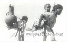 afr100273 - Ethiopia African Life Postcard Post Card