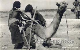 afr100276 - Mata Hara Ethiopia African Life Postcard Post Card