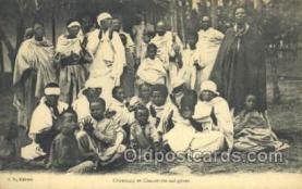afr100277 - Djibouti African Life Postcard Post Card