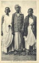afr100291 - Djibouti African Life Postcard Post Card