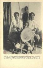afr100292 - Djibouti African Life Postcard Post Card