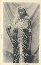 afr100294 - Djibouti African Life Postcard Post Card