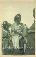 afr100295 - Djibouti African Life Postcard Post Card