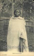 afr100298 - Djibouti African Life Postcard Post Card