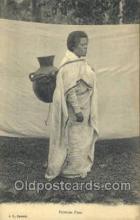 afr100300 - Djibouti African Life Postcard Post Card