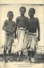 afr100301 - Djibouti African Life Postcard Post Card