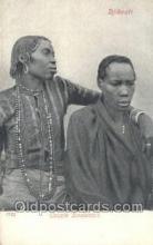afr100352 - Djibouti African Life Postcard Post Card