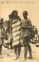 afr100379 - Congo Belge African Life Postcard Post Card