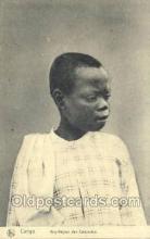 afr100382 - Congo Belge African Life Postcard Post Card
