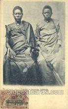 afr100385 - Congo Belge African Life Postcard Post Card