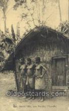 afr100418 - Congo Belge African Life Postcard Post Card