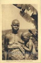 afr100427 - Congo Belge African Life Postcard Post Card