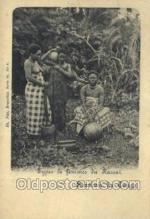 afr100431 - Congo Belge African Life Postcard Post Card