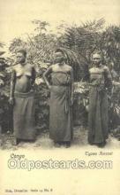 afr100432 - Congo Belge African Life Postcard Post Card