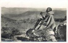 afr100449 - Meditation African Life Postcard Post Card