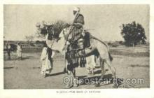 afr100451 - Nigeria - The Emir of Katsina African Life Postcard Post Card