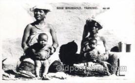 afr100458 - Transkei African Life Postcard Post Card