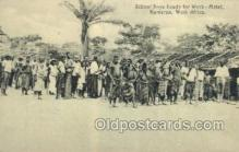 afr100484 - Kamerun, West Africa African Life Postcard Post Card