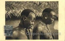 afr100501 - Tchad   African Life Postcard Post Card