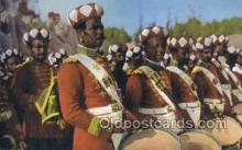 afr100514 - Maroc, Sultan's Own Band African Life Postcard Post Card