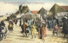 afr100529 - Dakar African Life Postcard Post Card