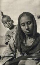 afr100555 - Tchad   African Life Postcard Post Card