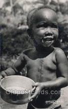 afr100561 - Jeune Garcon African Life Postcard Post Card