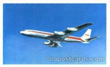 air001001 - TWA Airlines, Airplane, Postcard Post Card