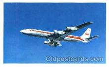 air001038 - TWA Airlines, Airplane, Postcard Post Card