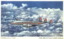 air001043 - Trans World Airlines, Airplane, Postcard Post Card