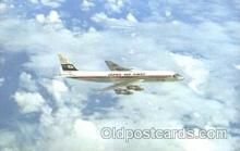 air001058 - Japan Air Lines, DC-8 Jet Airline, Airlines, Airplane, Airplanes, Postcard Post Card