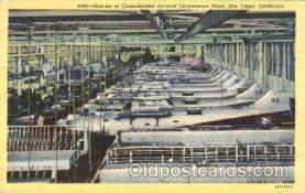 air001120 - Luke Field, Arizona, USA Airline, Airlines, Airplane, Airplanes, Postcard Post Card