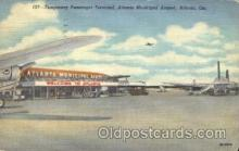 air001122 - TWA Airline, Airlines, Airplane, Airplanes, Postcard Post Card