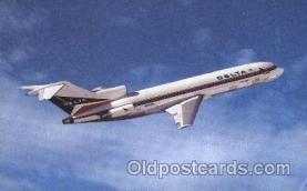 Delta Airlines,Boeing 727