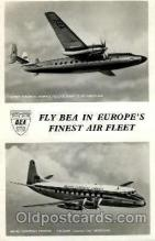 air001240 - Fly Bea Airplane, Aviation, Postcard Post Card