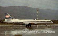 air001332 - Jat Yugoslav airlines  Airplane, Aviation, Postcard Post Card