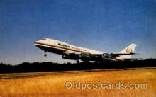 air001341 - Jal Japan Airlines Cargo Boring 747-246F Airplane, Aviation, Postcard Post Card