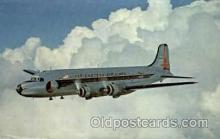 air001356 - Eastern Airlines Douglas R5D-2 Skymaster Airplane, Aviation, Postcard Post Card