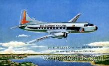 air001392 - Eastern Ailines The Silver Falcon  Airplane, Aviation, Postcard Post Card