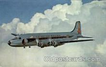 air001394 - Eastern Airlines Douglas R5D-2 Skymaster Airplane, Aviation, Postcard Post Card