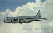 air001398 - Eastern Airlines Douglas R5D-2 Skymaster Airplane, Aviation, Postcard Post Card